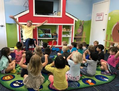 Our Preschool Programs Serve Children In The Following Age Groups